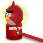 Angry Birds Pencil Sharpener Bright