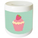 3 cupcakes money box by Cbkreation