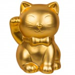 Gold lucky Cat moneybox