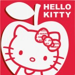 Hello Kitty Pack of 20 paper napkins