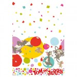 Tom et Jerry paper tablecover