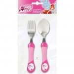 Winx Club toddler flatware set
