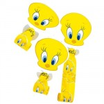 Tweety Set of 6 Blow Outs