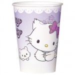 Charmmy Kitty Set of 8 paper cups