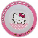 Hello Kitty melamine bowl