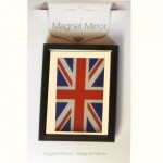 Union Jack Mini Magnet Mirror