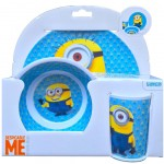 Minions Melamine dinner box
