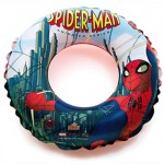 Spiderman swimming ring