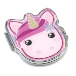 Candy Cloud Compact Mirror - Daisy