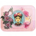 Rectangular presentation dish Frida Khalo 1