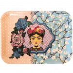 Rectangular serving tray Frida Khalo Model 3