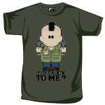Weenicons You Talking to Me Tee shirt