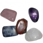 Set of 5 Healing Mini-Stones