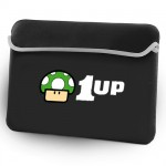 Nintendo 1 UP Laptop Cover