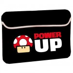 Nintendo Power UP Laptop Cover