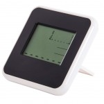 Digital alarm clock 12 cm