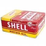 Shell retro sugar box