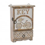 Wood Key Box