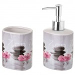 Zen Ceramic Bathroom Set