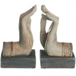 Bookends Hands Asian spirit