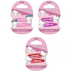 Charmmy Kitty set of 2 hair clips