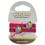 Angry Birds set of 2 hair ornements