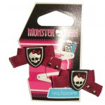 Monster High set of 2 hair clips