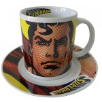 Superman Mug and Plate Box
