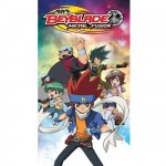 Beyblade Beach Towel