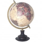 Earth globe decoration