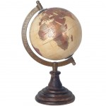 Small Earth globe decoration