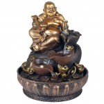 Indoor Buddha Fountain 27 cm