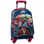 Avengers Large backpack with wheels