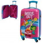 Inside Out Disney Suitcase 48 cm