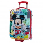 Mickey Mouse Smile suitcase