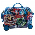 Avengers Small suitcase with wheels