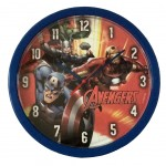 Marvel Avengers clock