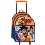 Dragon Ball Small backpack with wheels