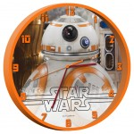 Star Wars BB8 clock 24 cm