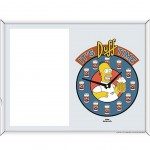 Simpsons Mirror Frame