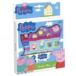Peppa Pig The boards of stickers