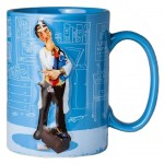 Guillermo Forchino Collection Mug - The Doctor