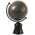 Decorative Blue Globe 41 cm