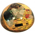 Paperweight - The  Kiss by Klimt