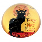 Paperweight - The Black Cat by Steinlen