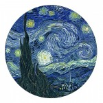 Paperweight - Starry Night by Van Gogh