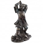 Samurai Statue in resin