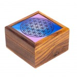 Jewel box flower of life