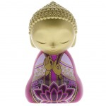Little Buddha collection statuette - Pink