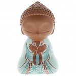 Little Buddha collection statuette - Blue 30 cm
